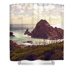 Sugarloaf Rock Ix Shower Curtain