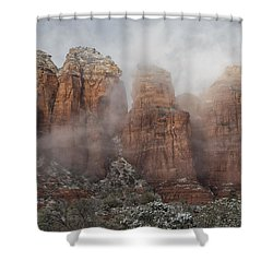 Sugarloaf Trail  Shower Curtain
