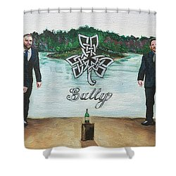 Sully Shower Curtain by Steve Hunter