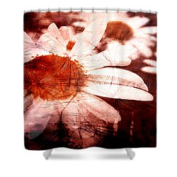 Shower Curtain featuring the digital art Summer Breeze by Fine Art By Andrew David