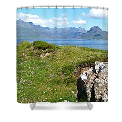 Early Summer - Isle Of Skye Shower Curtain