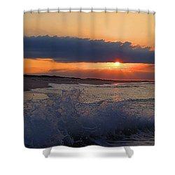 Summer Dawn I I Shower Curtain