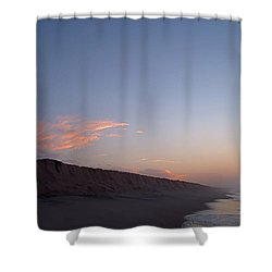 Summer Dawn Shower Curtain by Newwwman