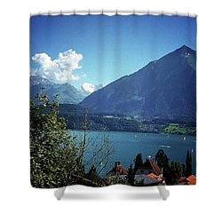 Summer Day Shower Curtain by Mimulux patricia no No