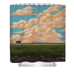 Summer Daydream Shower Curtain