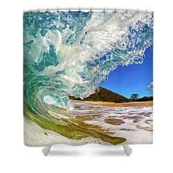 Summer Days Shower Curtain by James Roemmling