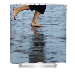 Summer Feet   #2 Shower Curtain