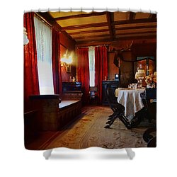 Summer House Shower Curtain