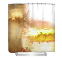 Summer I Shower Curtain