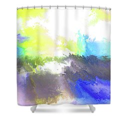 Summer IIi Shower Curtain