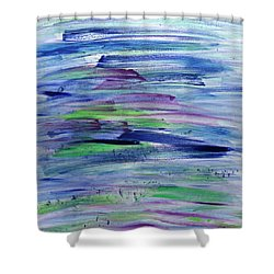 Summer Inspiration 2 Shower Curtain