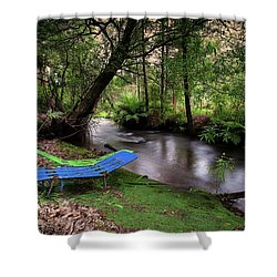 Shower Curtain featuring the photograph Summer Lovin' by Tim Nichols