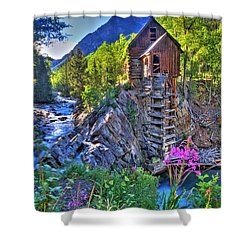 Summer Mill Shower Curtain