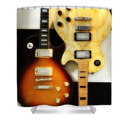 Summer Of 69 Shower Curtain by Bill Cannon