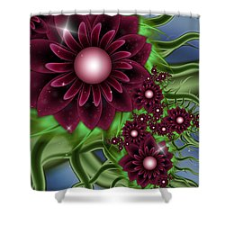 Summer Passion Shower Curtain