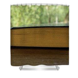 Summer Readings Shower Curtain
