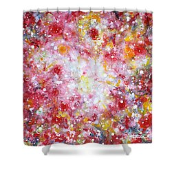 Summer Solstice Shower Curtain by Kume Bryant