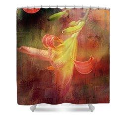 Summer Solstice Shower Curtain