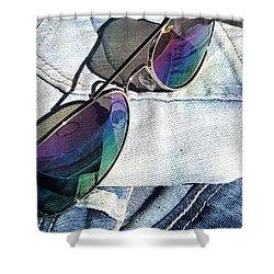 Summer Stuff Shower Curtain