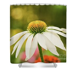 Summer Sunshine Shower Curtain
