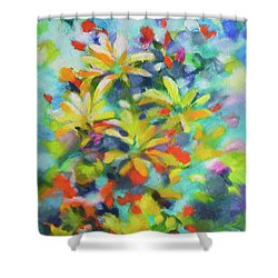 Summer Sweetness Shower Curtain
