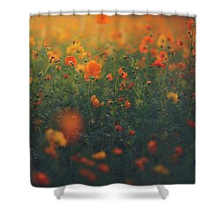Shower Curtain featuring the photograph Summertime by Shane Holsclaw