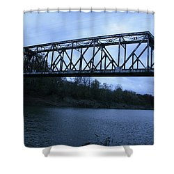 Sumner Missouri Shower Curtain