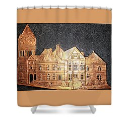 Sumter County Courthouse - 1897 Shower Curtain