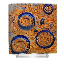 Sun Catchers Shower Curtain by Sami Tiainen