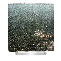 Sun Dances Shower Curtain