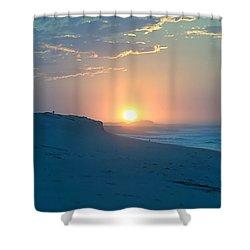 Sun Dune Shower Curtain
