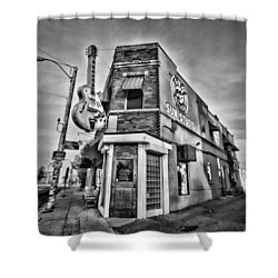 Sun Studio - Memphis #2 Shower Curtain