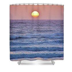 Sun To Sea Shower Curtain