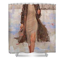Sunbrella II Shower Curtain