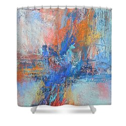 Sunburn Shower Curtain