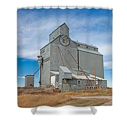 Shower Curtain featuring the photograph Sunburst Montana by Fran Riley