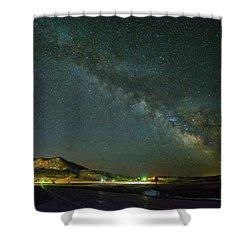 Sundance Milky Way Shower Curtain