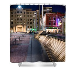 Sundance Square 01715 Shower Curtain