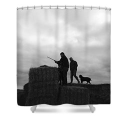 Sunday Morning Shoot #norfolk #suffolk Shower Curtain