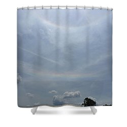 Sunday Promises  Shower Curtain