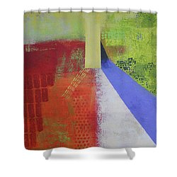 Sunday Sunrise Shower Curtain