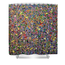 Sundazed Shower Curtain