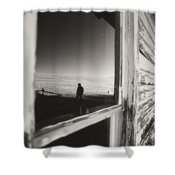 Sundown No. 1 Shower Curtain