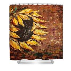 Sunflower Shower Curtain