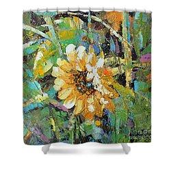 Sunflower I Shower Curtain