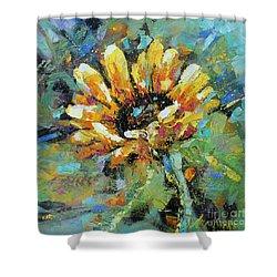 Sunflowers II Shower Curtain