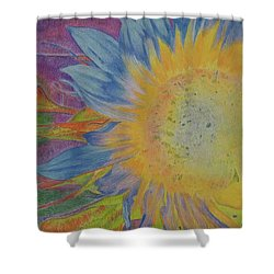 Sunglow Shower Curtain