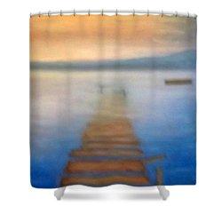 Sunken Dreams Shower Curtain