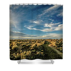 Shower Curtain featuring the photograph Sunlight For Photographers by Marilyn Hunt