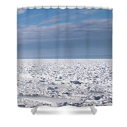 Shower Curtain featuring the photograph Sunny Afternoon-t3 by Onyonet  Photo Studios
